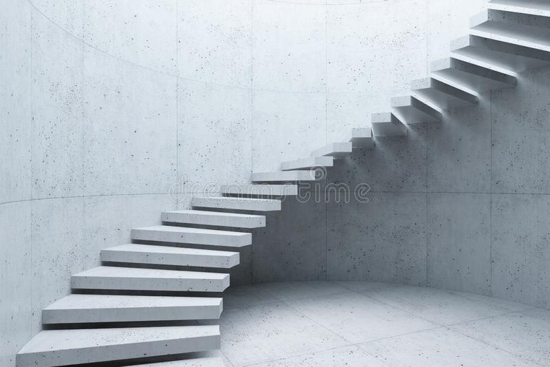 бетонная лестница в доме как выбрать