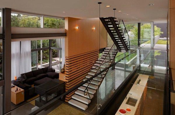бетонные лестницы в доме стоит ли