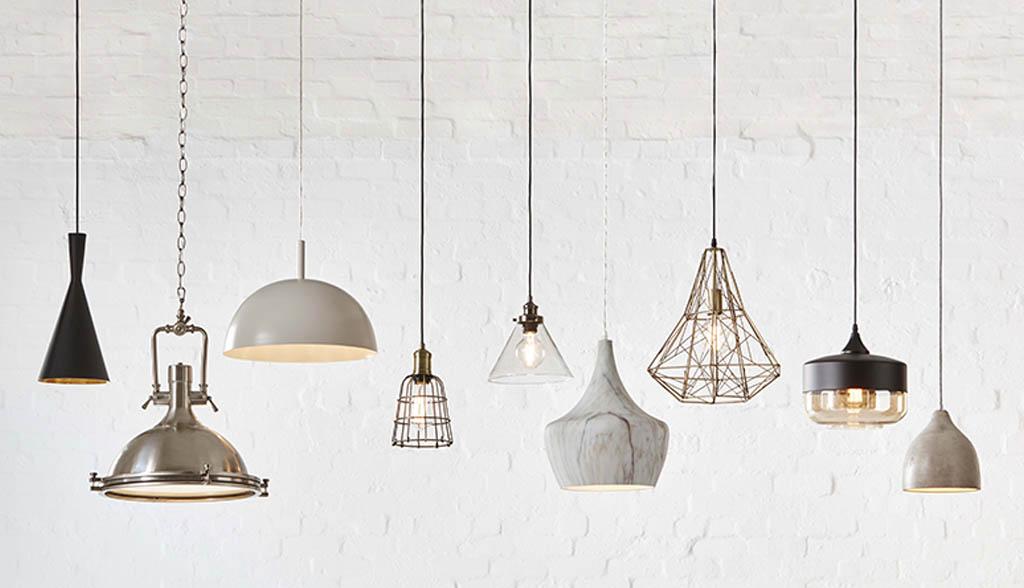 выбор светильников в дом